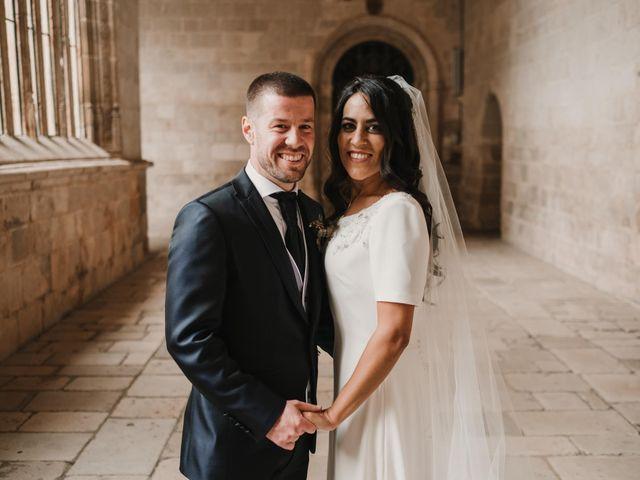 La boda de Paco y Laura en Burgo De Osma, Soria 84