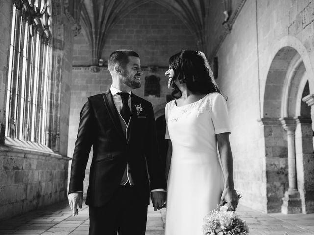 La boda de Paco y Laura en Burgo De Osma, Soria 86