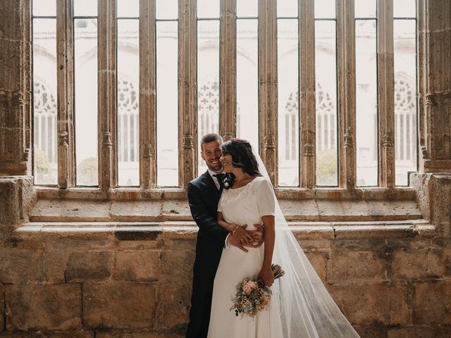 La boda de Paco y Laura en Burgo De Osma, Soria 87