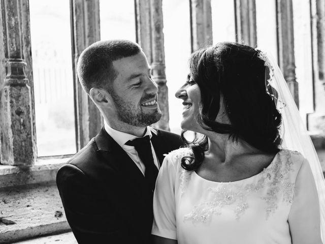 La boda de Paco y Laura en Burgo De Osma, Soria 89