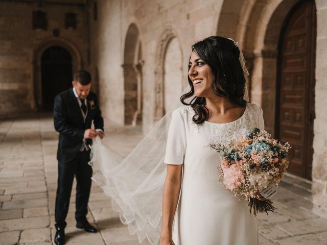La boda de Paco y Laura en Burgo De Osma, Soria 2
