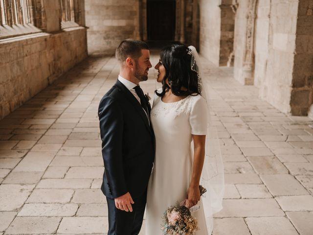 La boda de Paco y Laura en Burgo De Osma, Soria 90