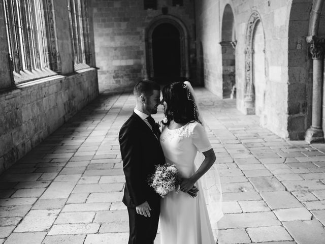 La boda de Paco y Laura en Burgo De Osma, Soria 91