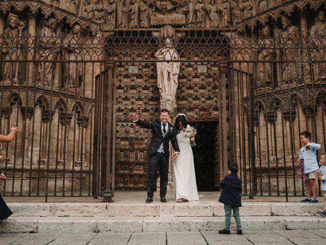 La boda de Paco y Laura en Burgo De Osma, Soria 92