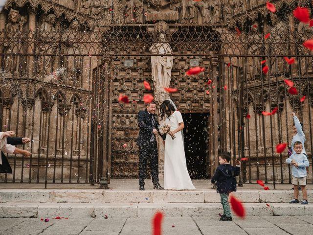 La boda de Paco y Laura en Burgo De Osma, Soria 93