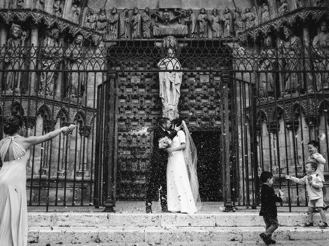 La boda de Paco y Laura en Burgo De Osma, Soria 94