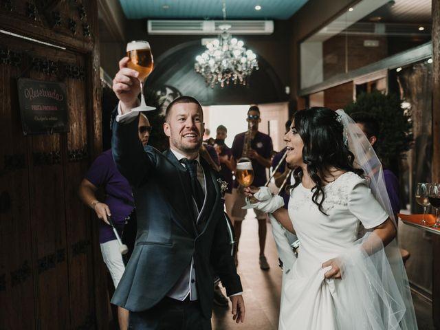 La boda de Paco y Laura en Burgo De Osma, Soria 96