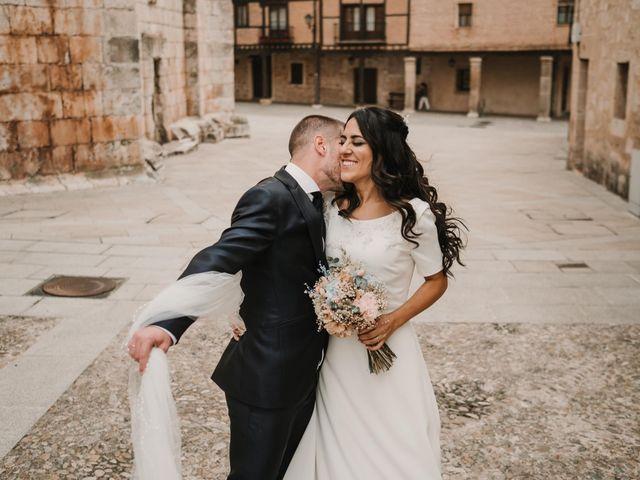 La boda de Paco y Laura en Burgo De Osma, Soria 105