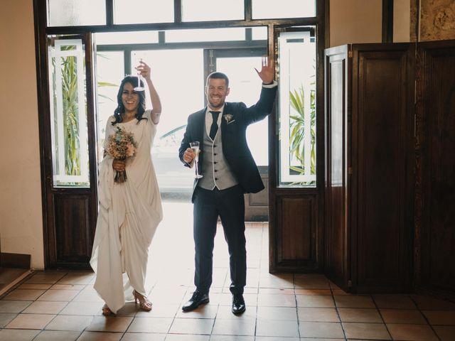 La boda de Paco y Laura en Burgo De Osma, Soria 109