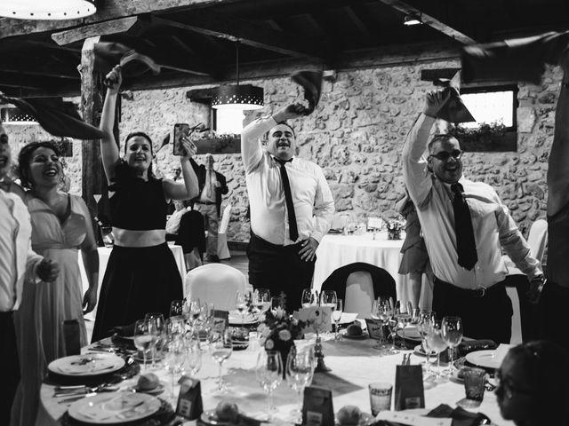 La boda de Paco y Laura en Burgo De Osma, Soria 110