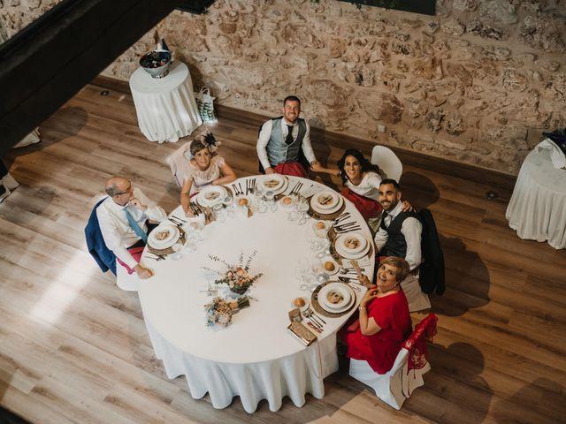 La boda de Paco y Laura en Burgo De Osma, Soria 115