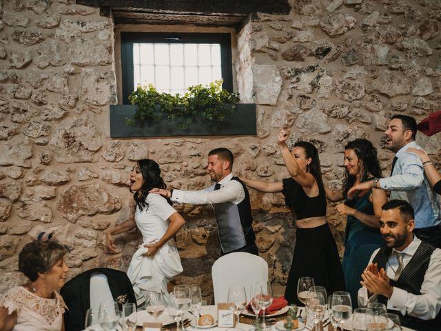 La boda de Paco y Laura en Burgo De Osma, Soria 116