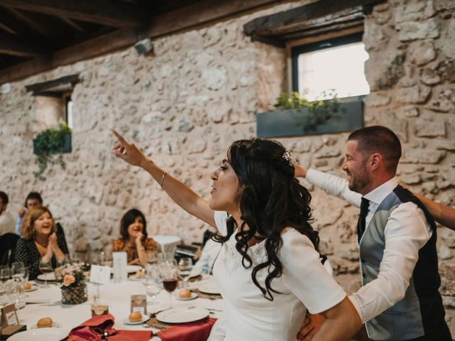 La boda de Paco y Laura en Burgo De Osma, Soria 117