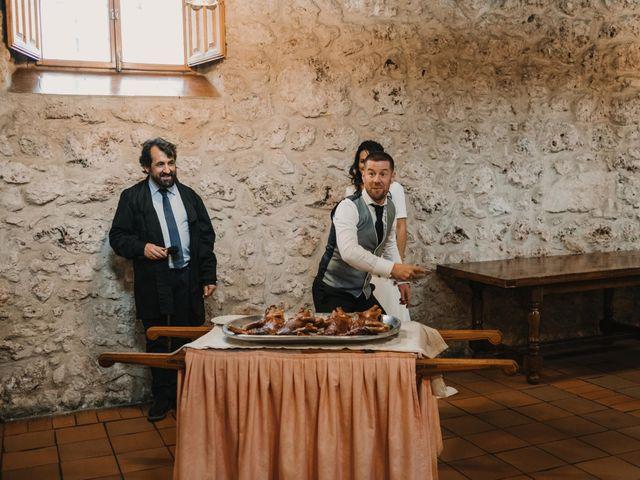 La boda de Paco y Laura en Burgo De Osma, Soria 120