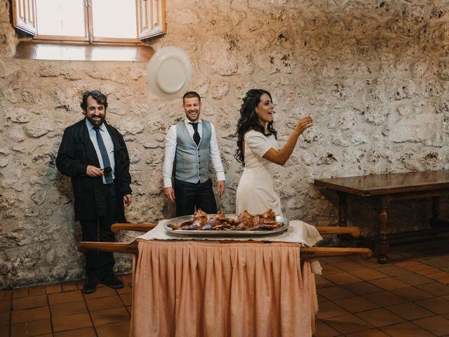 La boda de Paco y Laura en Burgo De Osma, Soria 121