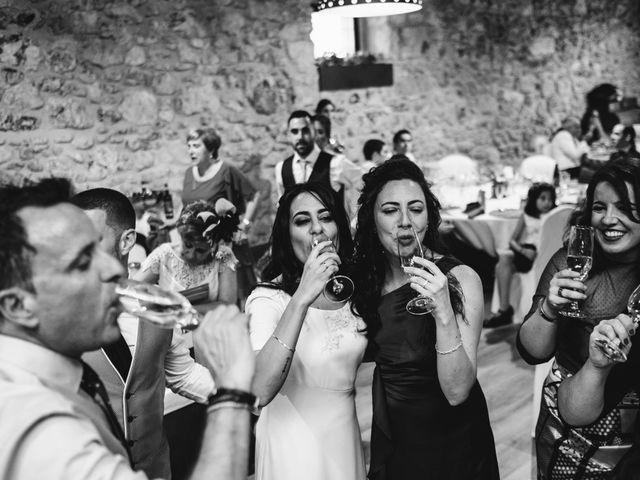 La boda de Paco y Laura en Burgo De Osma, Soria 124