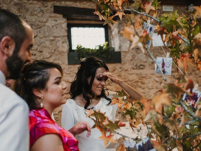 La boda de Paco y Laura en Burgo De Osma, Soria 126