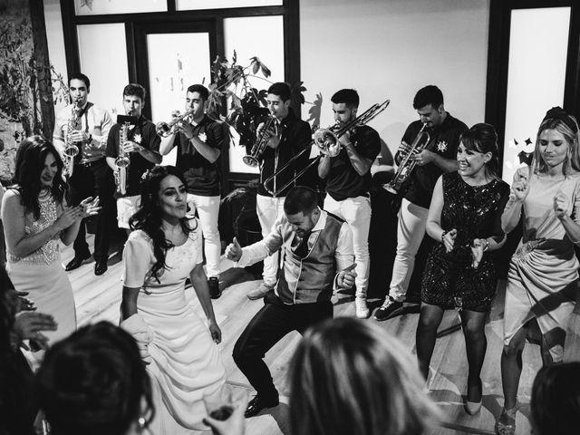 La boda de Paco y Laura en Burgo De Osma, Soria 128