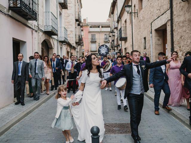 La boda de Paco y Laura en Burgo De Osma, Soria 130