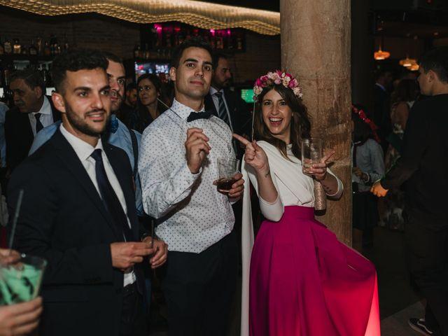 La boda de Paco y Laura en Burgo De Osma, Soria 135