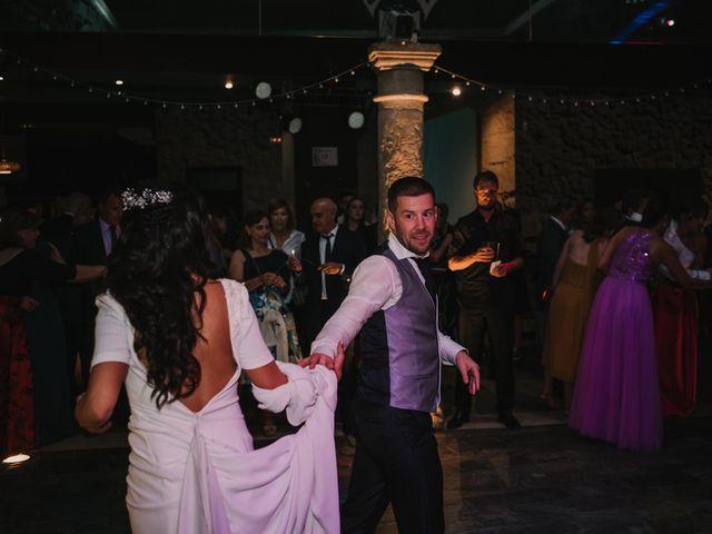 La boda de Paco y Laura en Burgo De Osma, Soria 136
