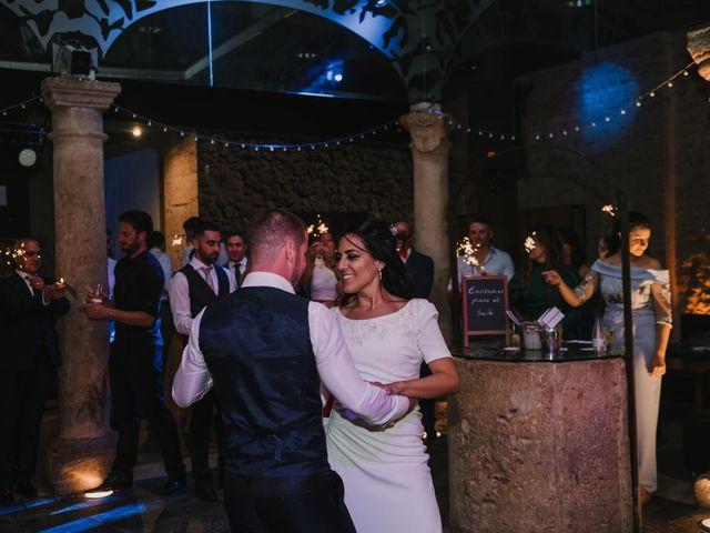 La boda de Paco y Laura en Burgo De Osma, Soria 137