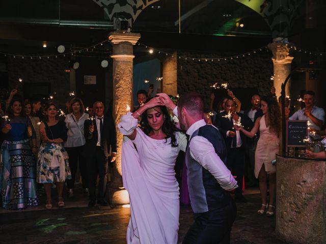 La boda de Paco y Laura en Burgo De Osma, Soria 139