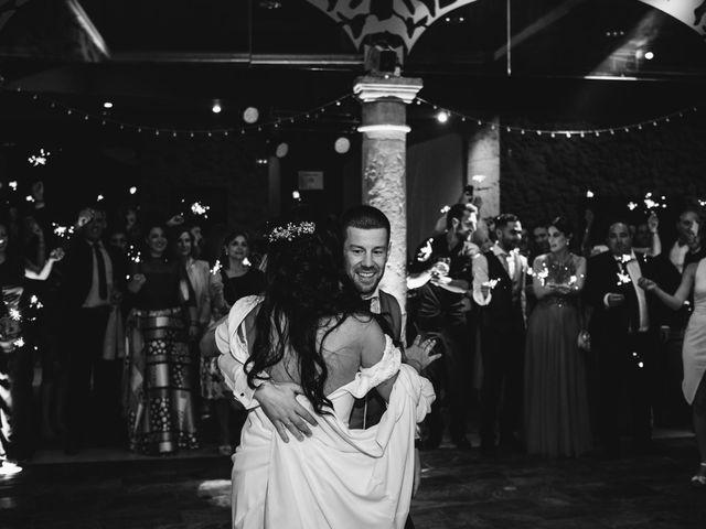 La boda de Paco y Laura en Burgo De Osma, Soria 140