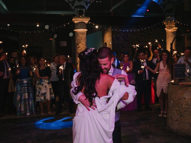 La boda de Paco y Laura en Burgo De Osma, Soria 141