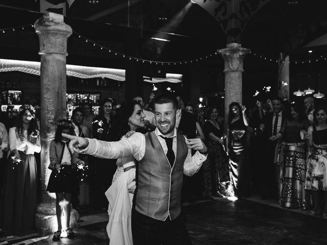 La boda de Paco y Laura en Burgo De Osma, Soria 142