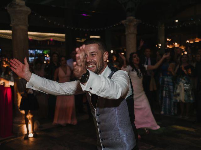 La boda de Paco y Laura en Burgo De Osma, Soria 143