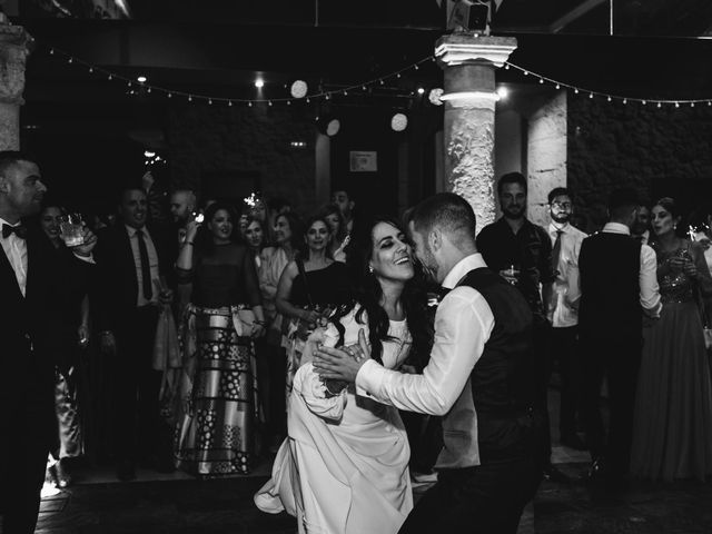 La boda de Paco y Laura en Burgo De Osma, Soria 144