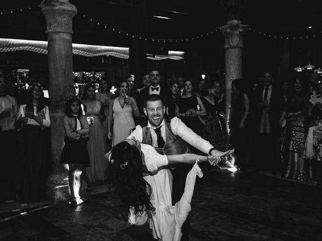 La boda de Paco y Laura en Burgo De Osma, Soria 145