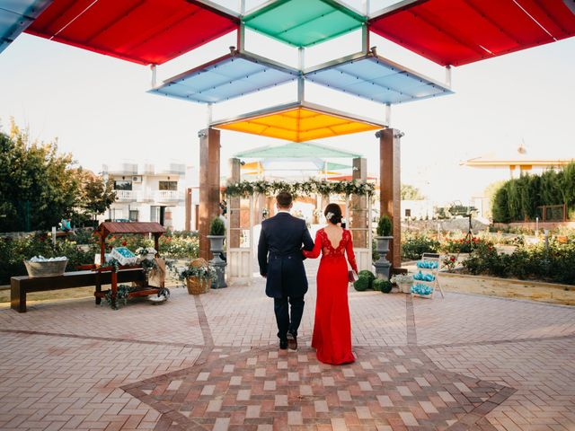 La boda de Bernardo y Teresa en Alcaudete, Jaén 37