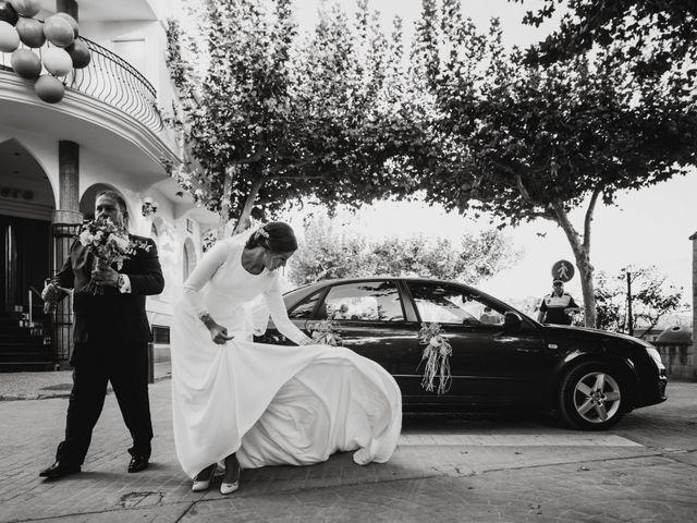 La boda de Bernardo y Teresa en Alcaudete, Jaén 39