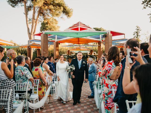 La boda de Bernardo y Teresa en Alcaudete, Jaén 42
