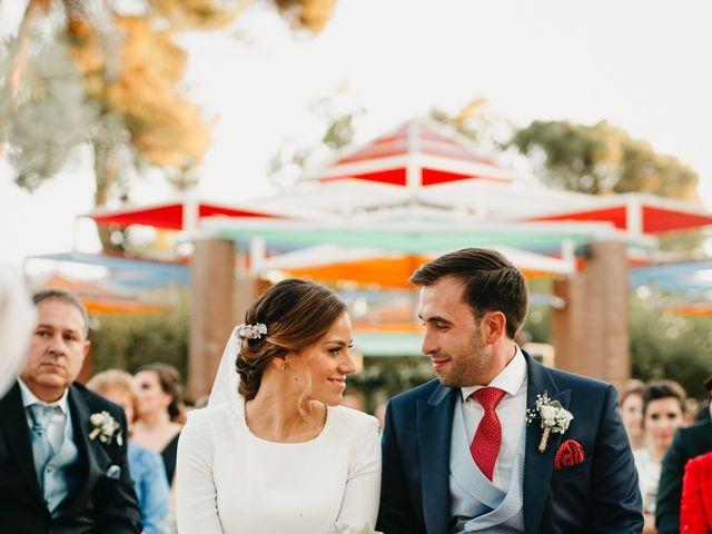La boda de Bernardo y Teresa en Alcaudete, Jaén 45
