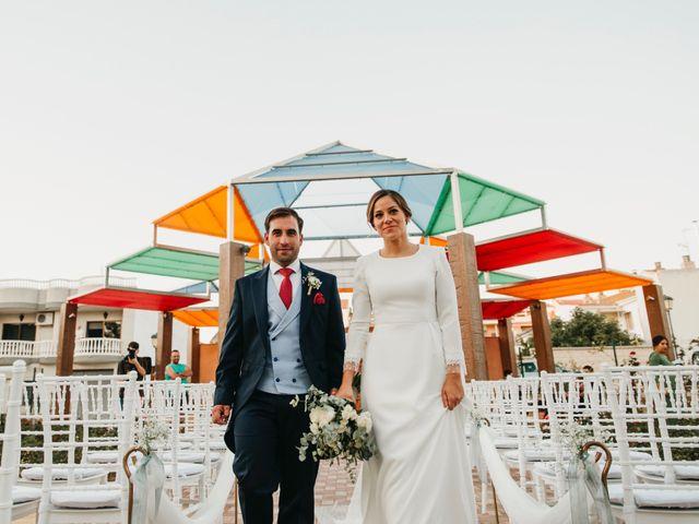 La boda de Bernardo y Teresa en Alcaudete, Jaén 54