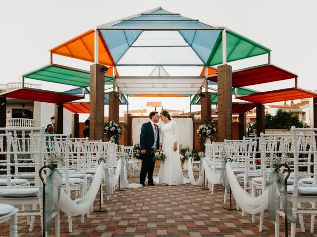 La boda de Bernardo y Teresa en Alcaudete, Jaén 55