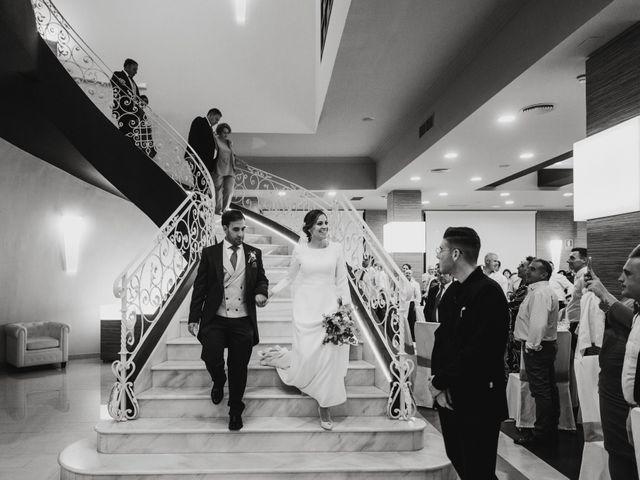 La boda de Bernardo y Teresa en Alcaudete, Jaén 61