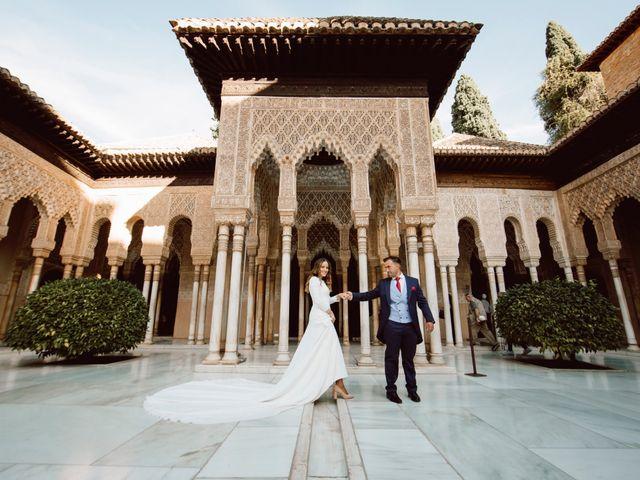 La boda de Bernardo y Teresa en Alcaudete, Jaén 73