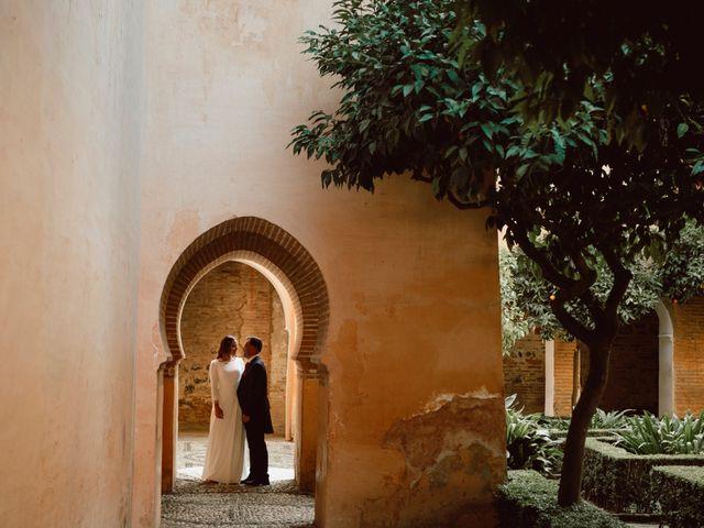 La boda de Bernardo y Teresa en Alcaudete, Jaén 78
