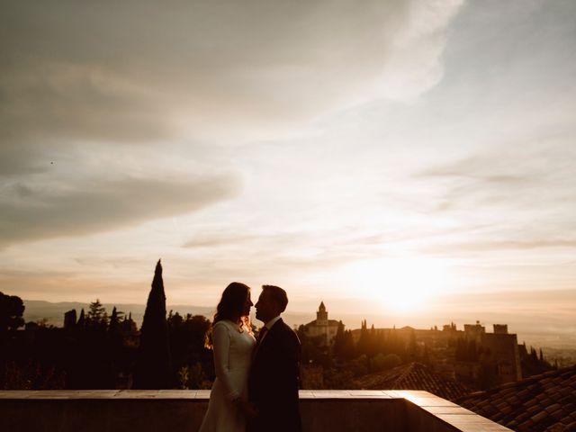 La boda de Bernardo y Teresa en Alcaudete, Jaén 81