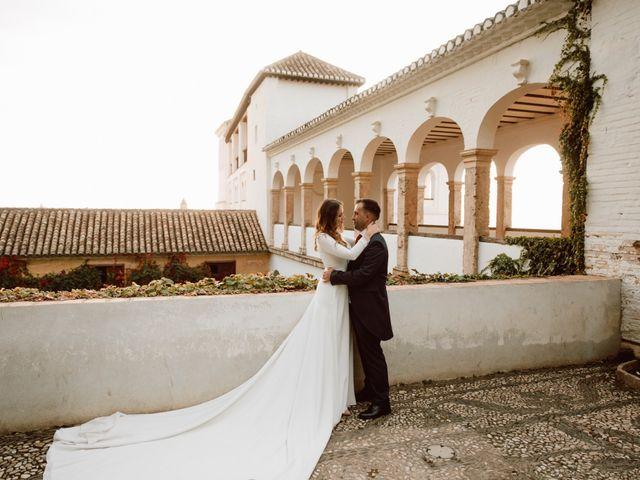La boda de Bernardo y Teresa en Alcaudete, Jaén 83