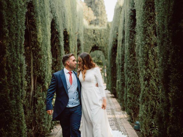 La boda de Bernardo y Teresa en Alcaudete, Jaén 86