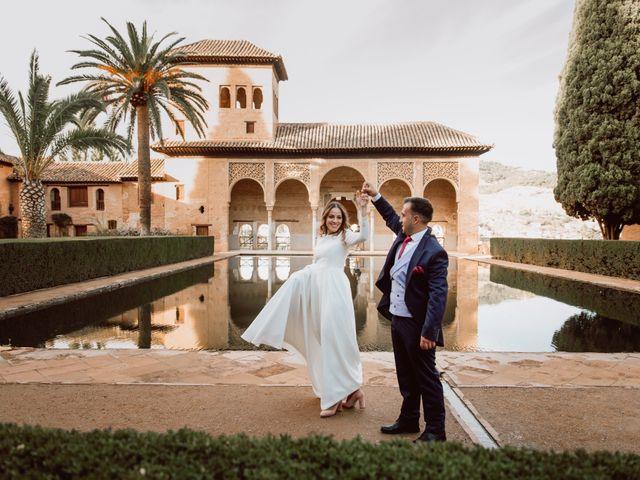 La boda de Bernardo y Teresa en Alcaudete, Jaén 94