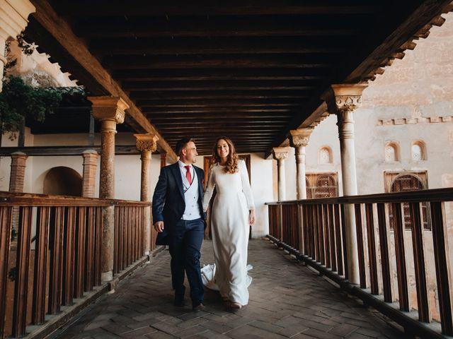 La boda de Bernardo y Teresa en Alcaudete, Jaén 97
