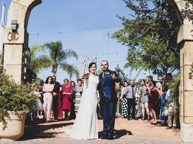 La boda de Gema y Pedro