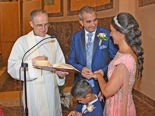 La boda de Miriam y Félix en Vilassar De Dalt, Barcelona 19