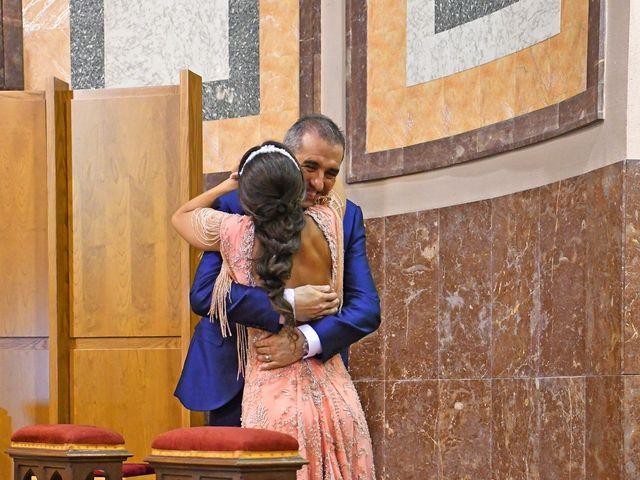La boda de Miriam y Félix en Vilassar De Dalt, Barcelona 20
